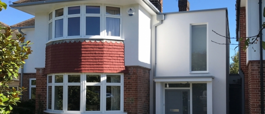 External Wall Insulation and Render